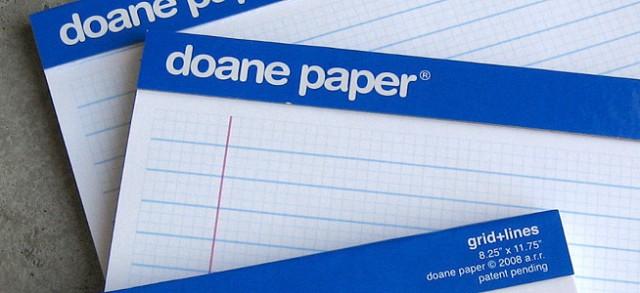 Doane Paper Interview