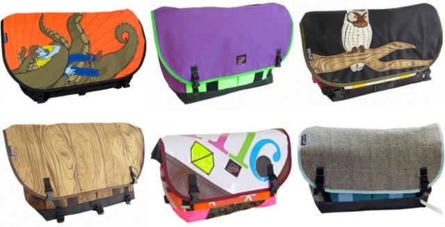 Reload Messenger Bags