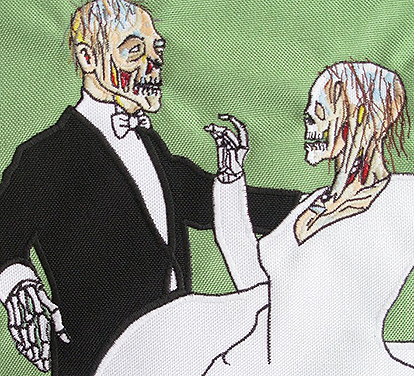 Zombies detail