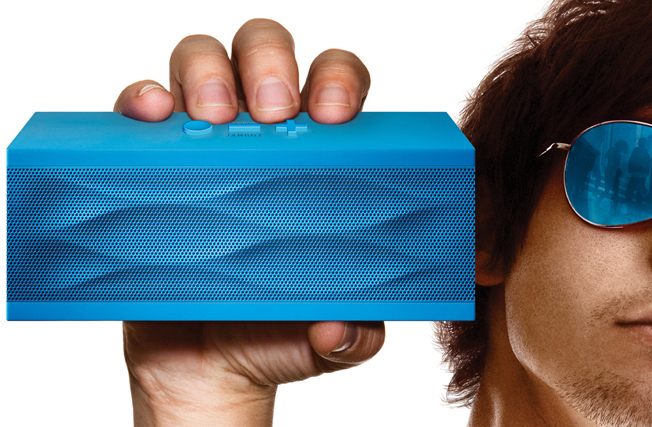 JAMBOX by Jawbone blue