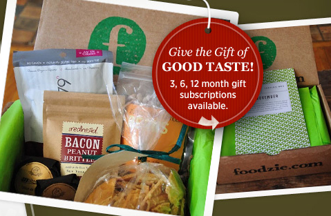 Foodzie Tasting Box