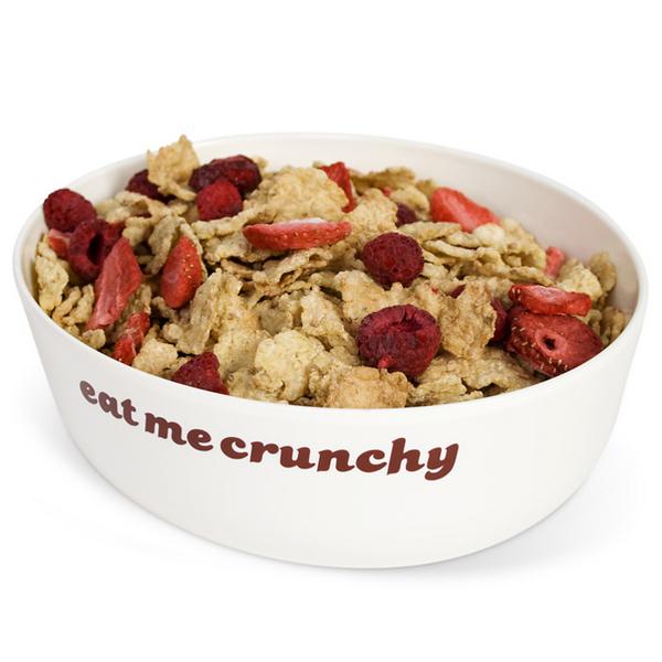 Eatmecrunchy Cereal Bowl