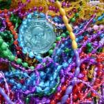 3 lb Vintage Mardi Gras Beads from FestivalBuy