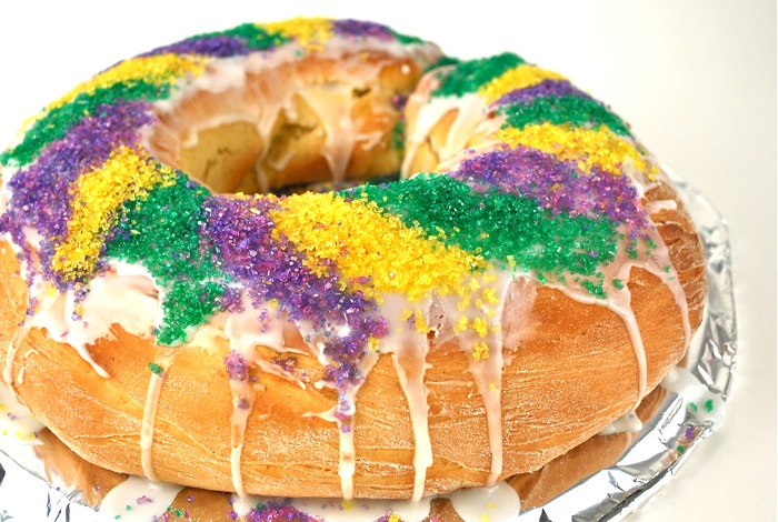 King Cake by BrooklynSupper for Babble