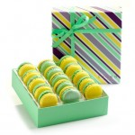 Mardi Gras Macaroon Collection by Sucré New Orleans