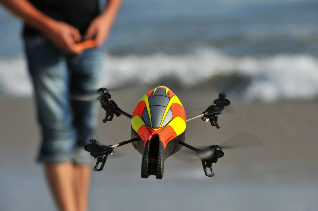 Parrot AR.Drone Quadricopter