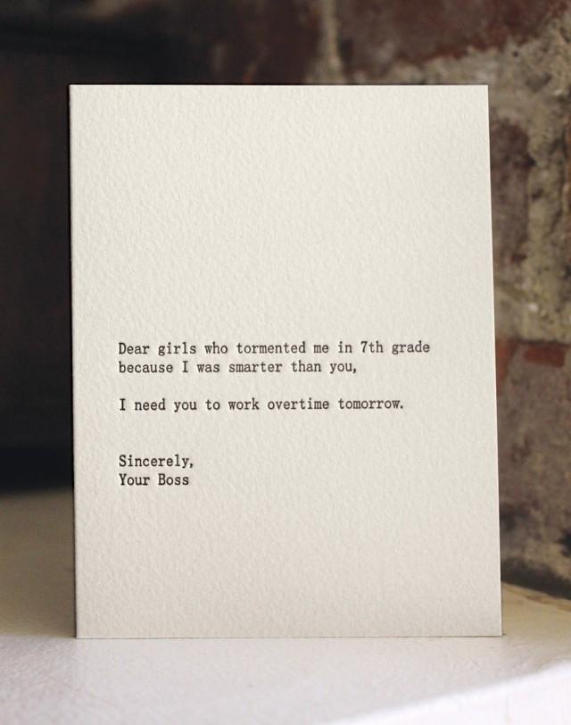 Dear Girls by Sapling Press