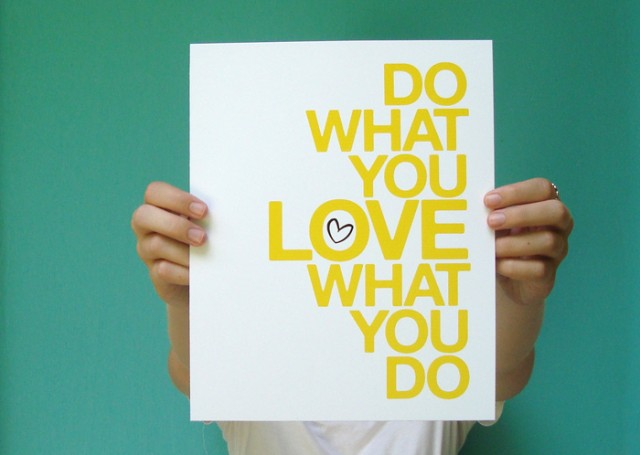 Do What You Love by Christen Strang