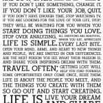 The Holstee Manifesto by Holstee