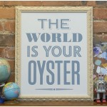 The World Is Your Oyster by Haley & Lucas
