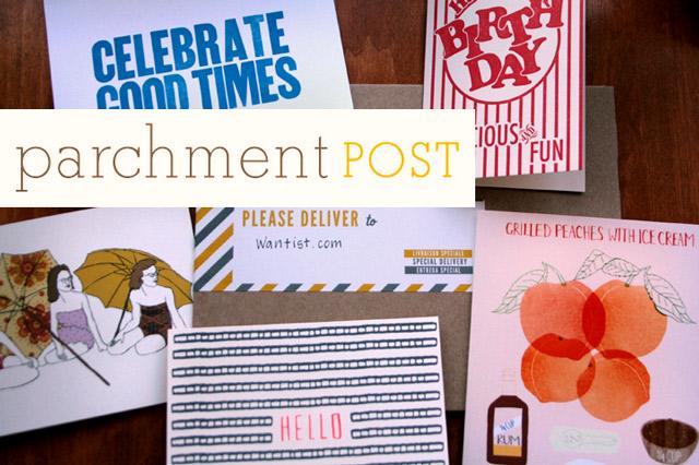 Parchment Post