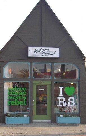 ReForm School original location