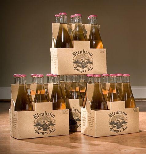 Blenheim Old #3 Hot - Red Cap Ginger Ale