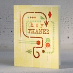Hey Thanks Note by Hammerpress