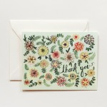 Ella Thank You Card by Rifle Paper Co.