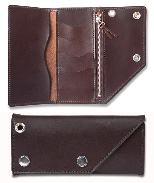 Workman Wallet - Havana by Tanner Goods