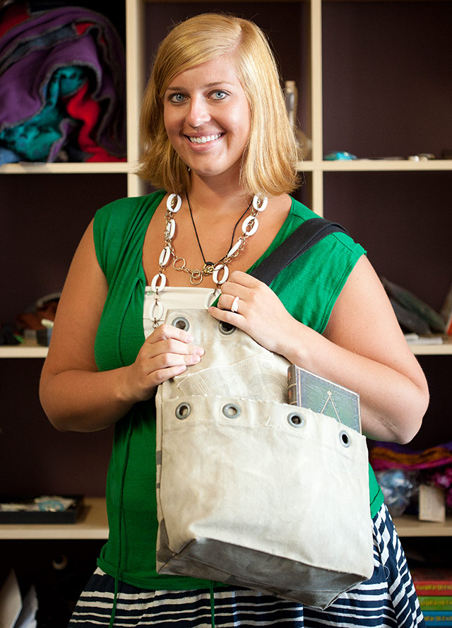 UncommonGoods Jewelry and Accessory Buyer, Erin