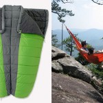 REI Siesta Double Sleeping Bag & Eno DoubleNest Hammock