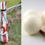 Sunday MacKenzie Walker and Golf Ball Soap