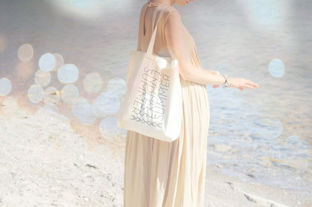 Endless Summer Tote by fieldguided
