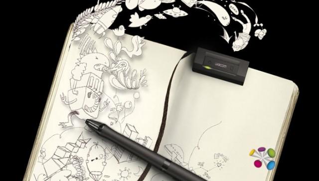 Wacom Inkling Digital Pen