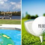 Pro-Chip Island Golf and Polara Ultimate Straight Golf Ball