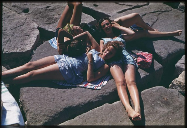 Vintage Summer Snapshots by Miss Moss