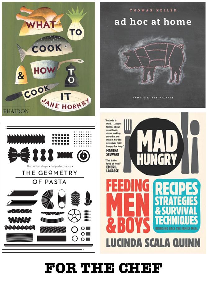 books food cookbooks
