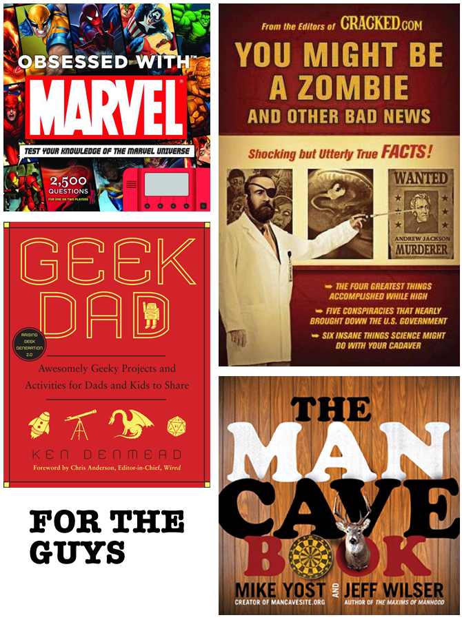 books comics geeks zombies