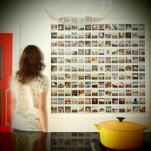 Polaroid Heart by Lori Andrews