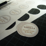 Printable Homemade Vanilla Extract Labels from Style Me Pretty