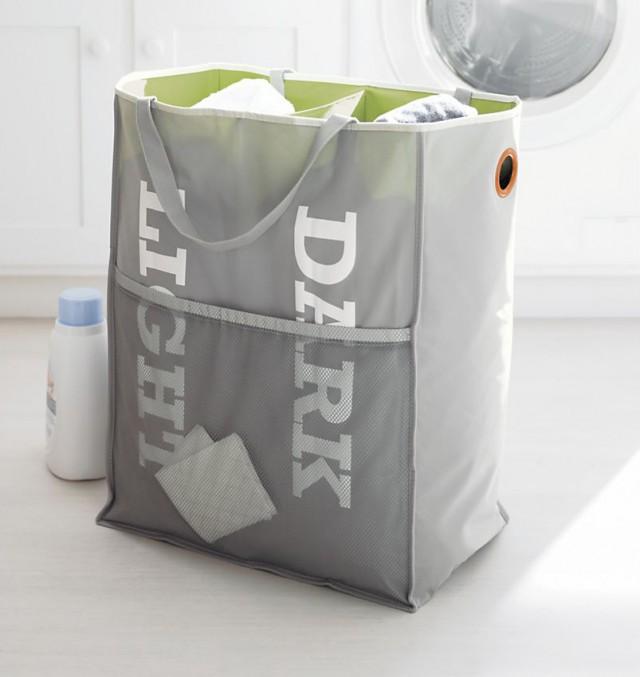 Light & Dark Laundry Bag