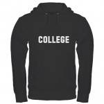 sweatshirt hoodie college