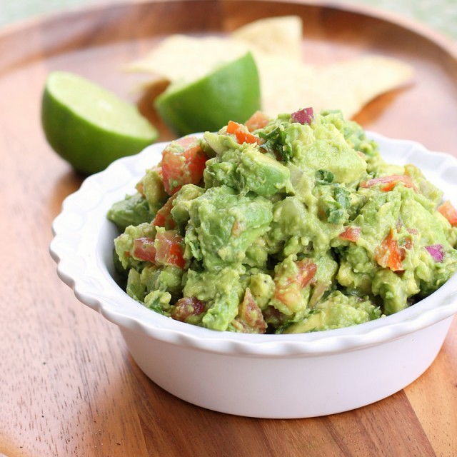 Guacamole Recipe by The Girl Who Ate Everything
