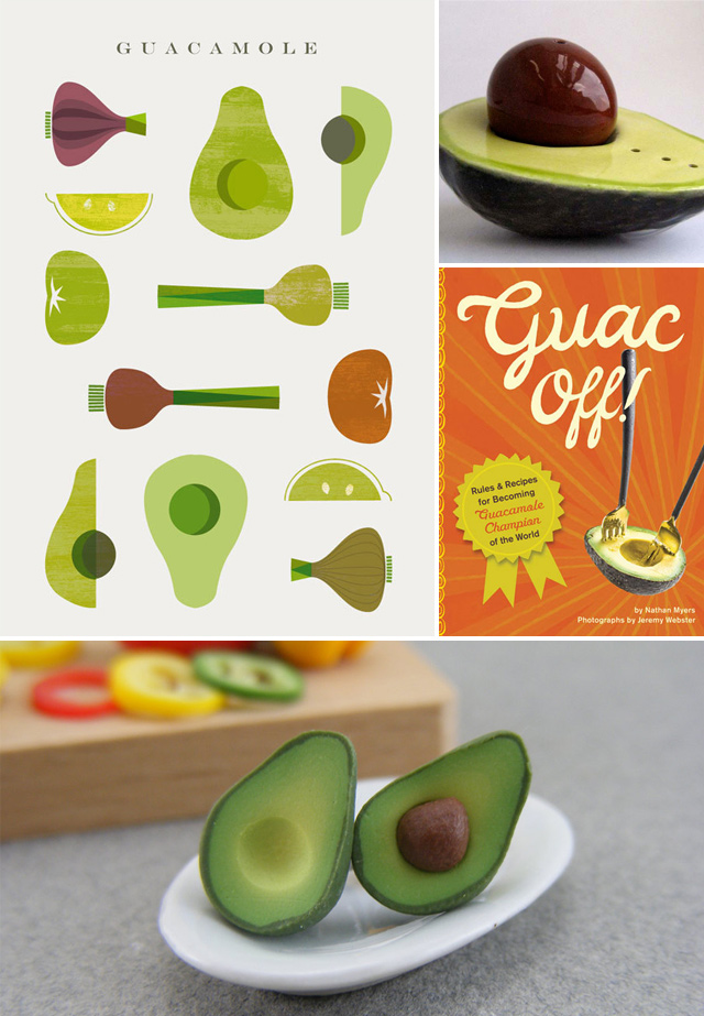 Fun Gifts for Guacamole Day