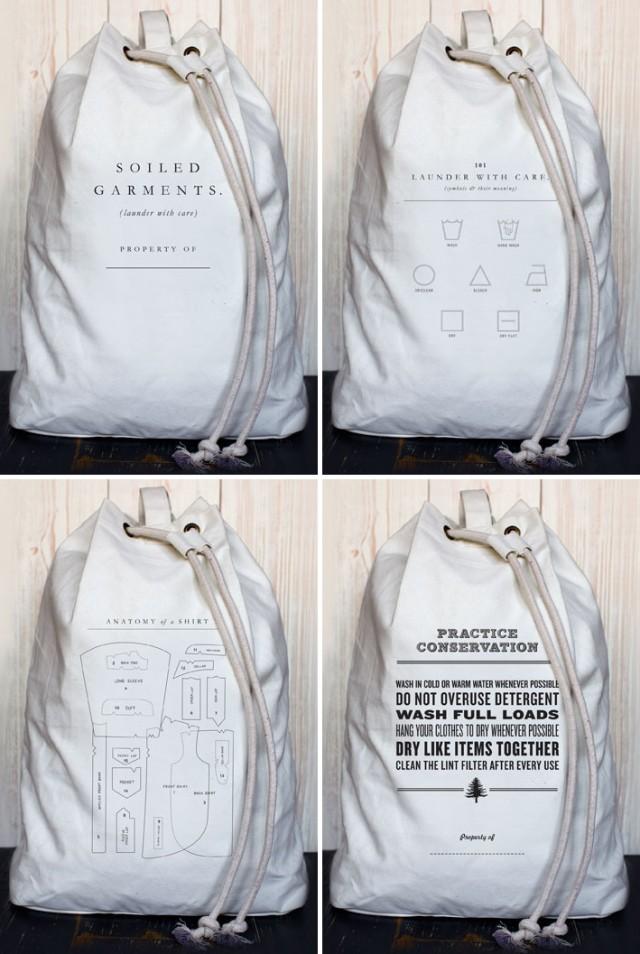 Izola Laundry Bags