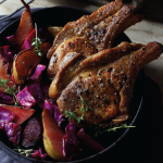 Sweet Paul Magazine Fall 2011 - Pork with Warm Fall Slaw
