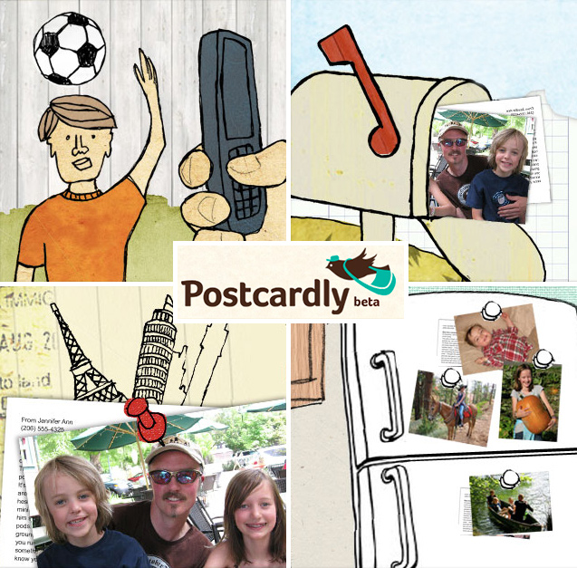 Postcardly