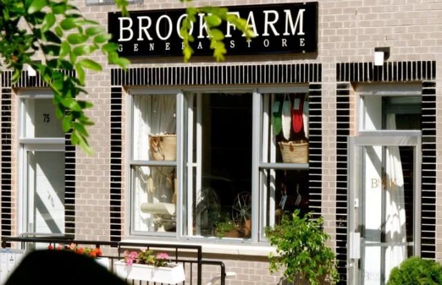 Brook Farm General Store exterior