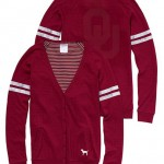 varsity college cardigan