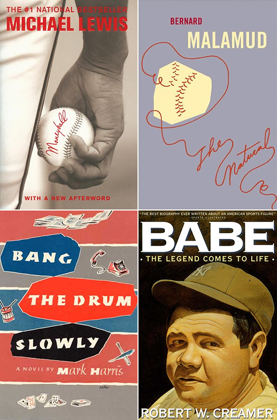 Baseball Books by Various Authors