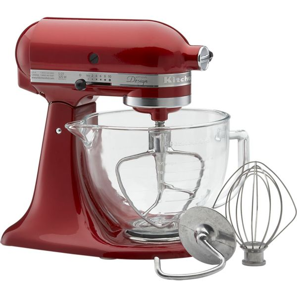 KitchenAid_Artisan_Candy_Apple_Red_Stand_Mixer
