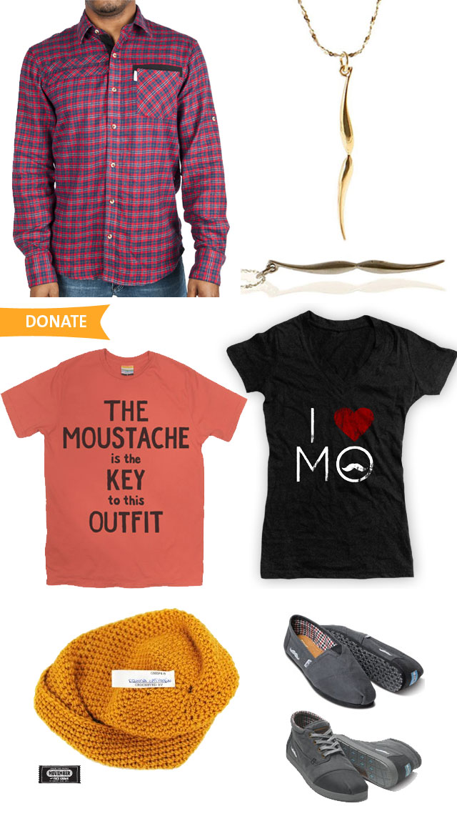 Gifts that Donate to Movember