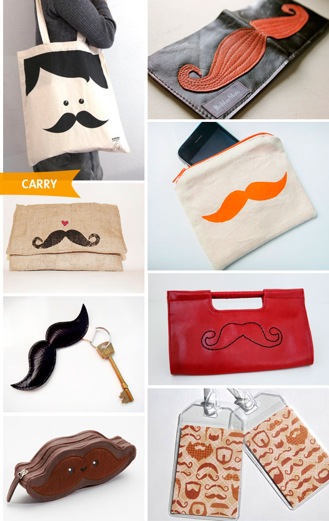 Movember_Bags and Carry-alls
