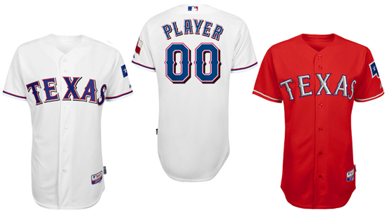 Personalized Jerseys from the MLB Store