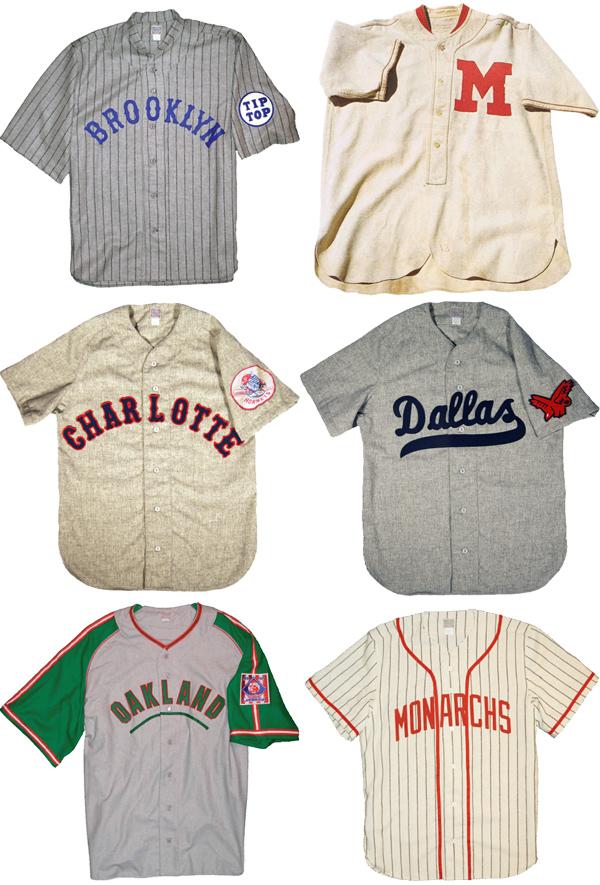 Ebbets Field Flannel Shirts