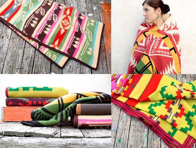 Pendleton Woolen Mills Tribute Series Blankets