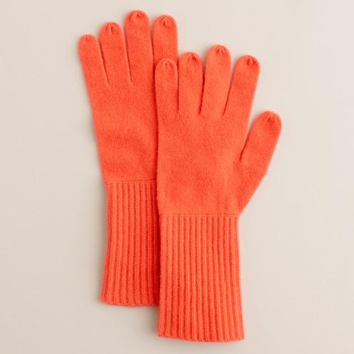 JCrew Cashmere Gloves