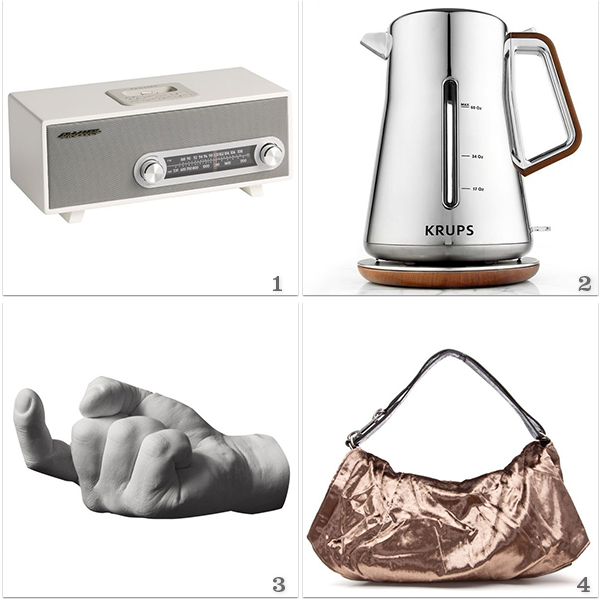 Emily Fitzhugh's Gift Picks from Wantist