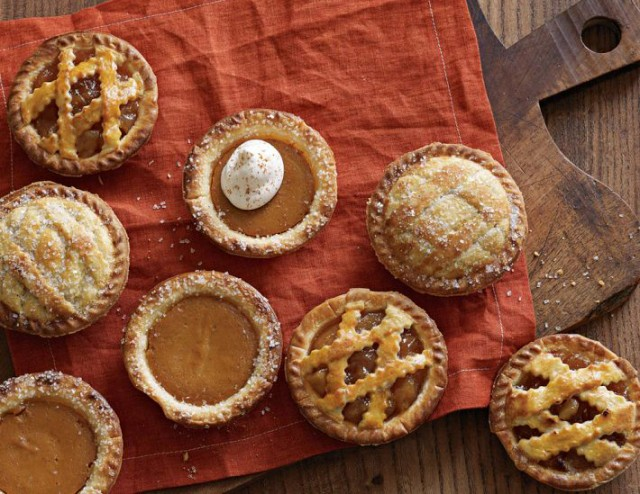 Pies made with Breville Personal Pie Maker